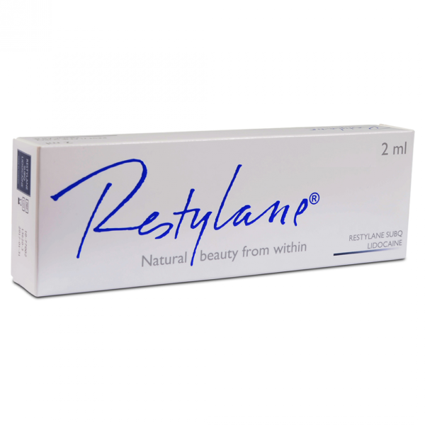 Restylane Sub Q with Lidocaine
